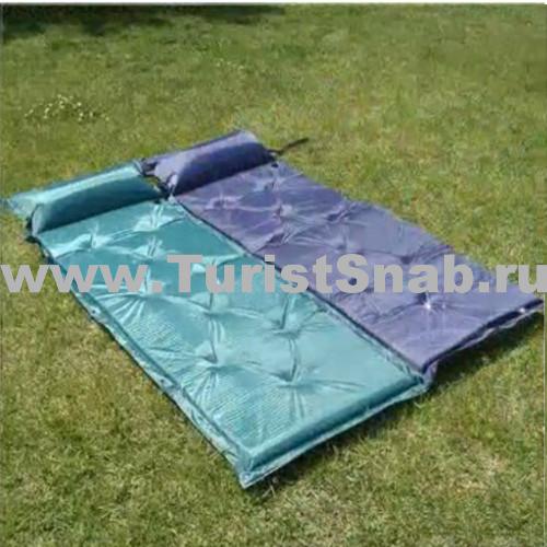 Коврик самонадувающийся большой— комфортный коврик