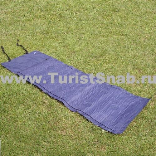 Коврик самонадувающийся большой— компактный икомфортный коврик